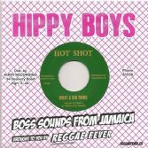 Devon & Cedric - What A Sin Thing / Osward Nethersole & Hippy Boys - Sky 13 (Hot Shot / Reggae Fever) EU 7""